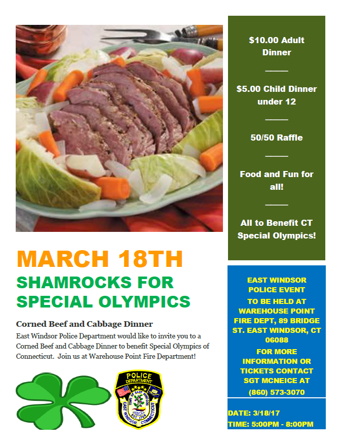 Shamrocks for Special Olympics LETREvents17.png