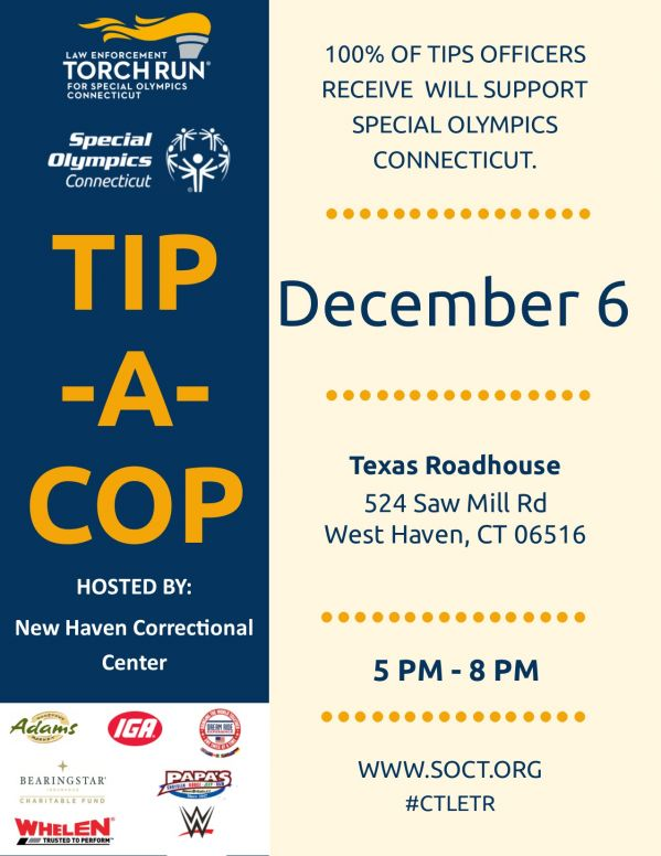 New Haven CC Texas Roadhouse TAC 12.6 Flyer TACLETREvents18.jpg