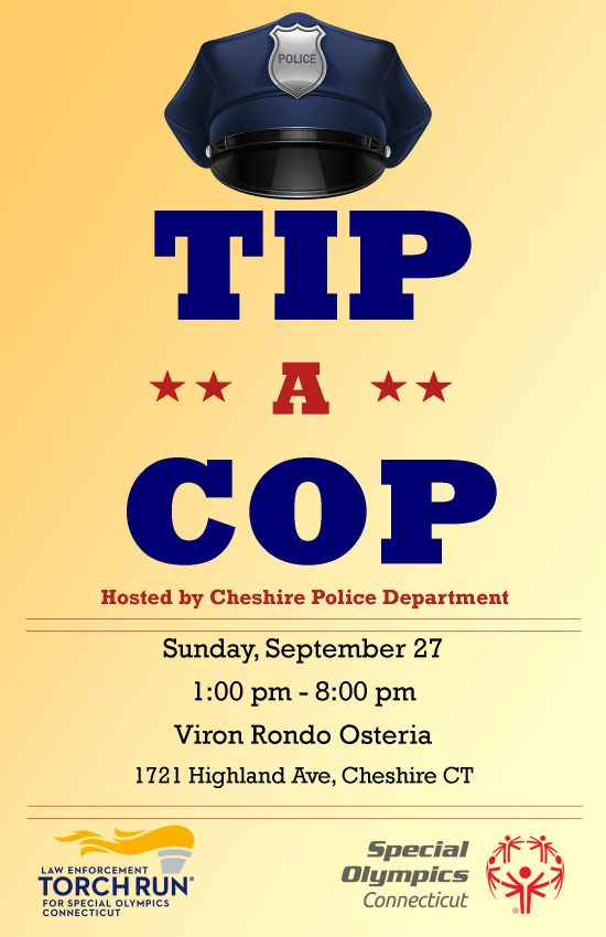 SOCT :: Tip-A-Cop Hosted by Cheshire Police Department