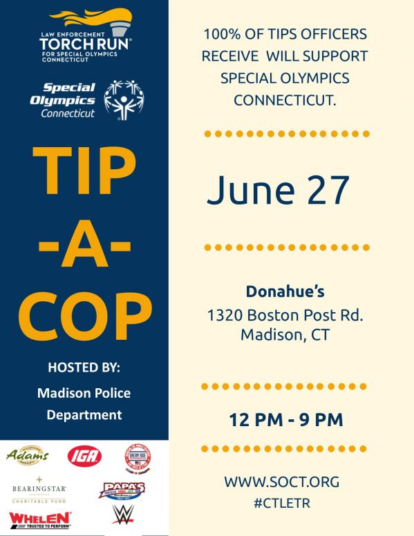 Madison PD Donahues 6.27 Flyer TACLETREvents19.jpg